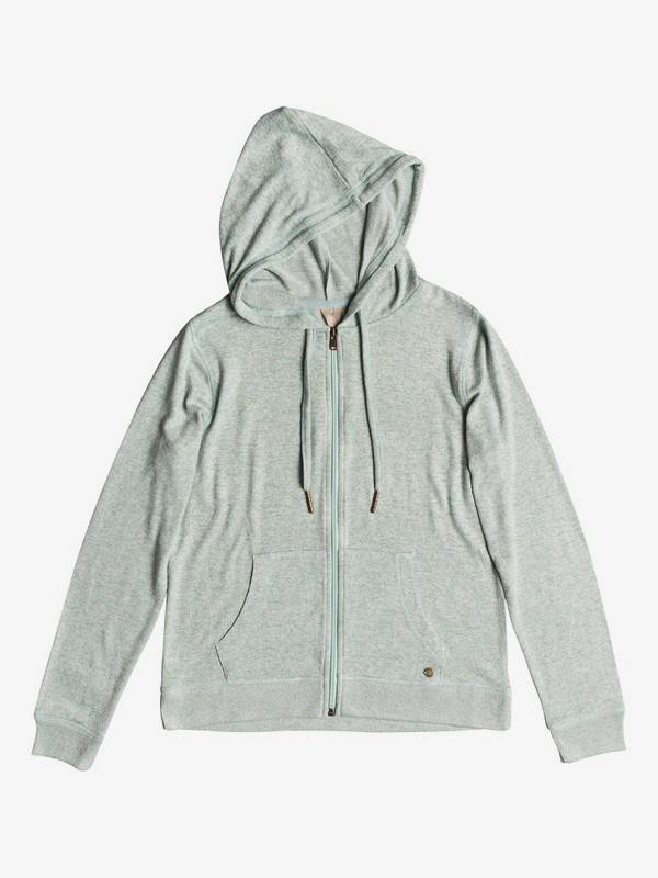0 Cozy Zip-Up Hoodie  ERJKT03491 Roxy