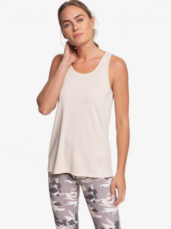 Feel The Night - Sports Vest Top for Women  ERJKT03633