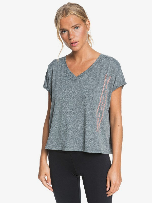 Sunshine Soldiers - V-Neck Sports Top for Women  ERJKT03713