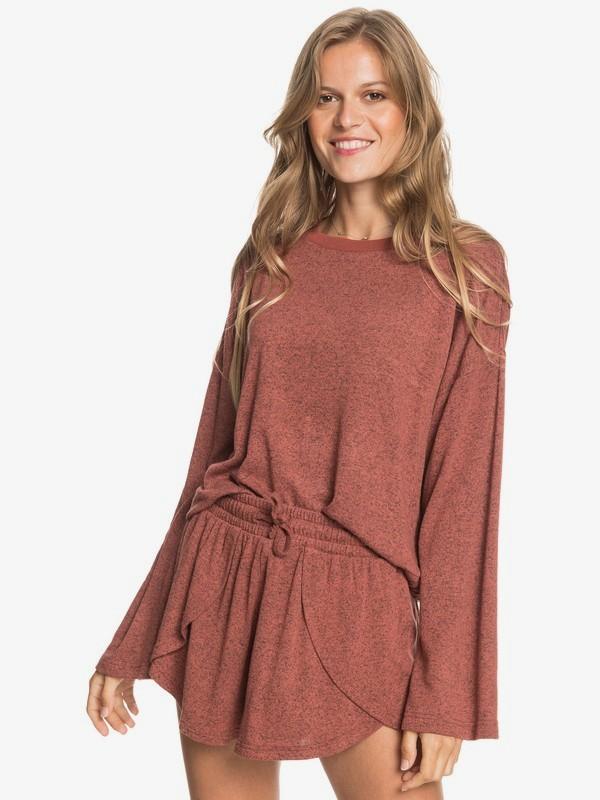 Super Chill - Cosy Long Sleeve Top for Women  ERJKT03755