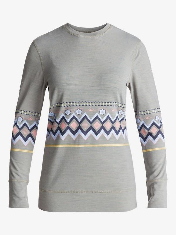 Daybreak Premium - Technical Long Sleeve Base Layer for Women  ERJLW03002