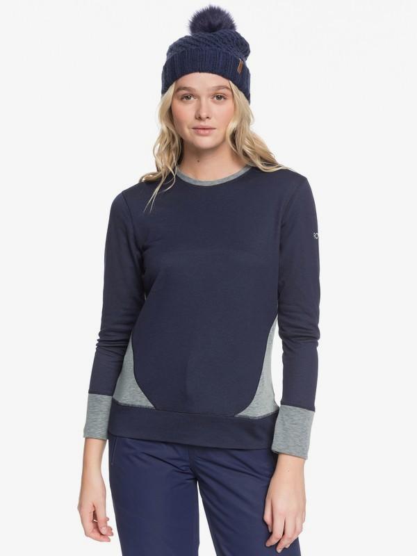 Daybreak - Technical Long Sleeve Base Layer Top for Women ERJLW03012