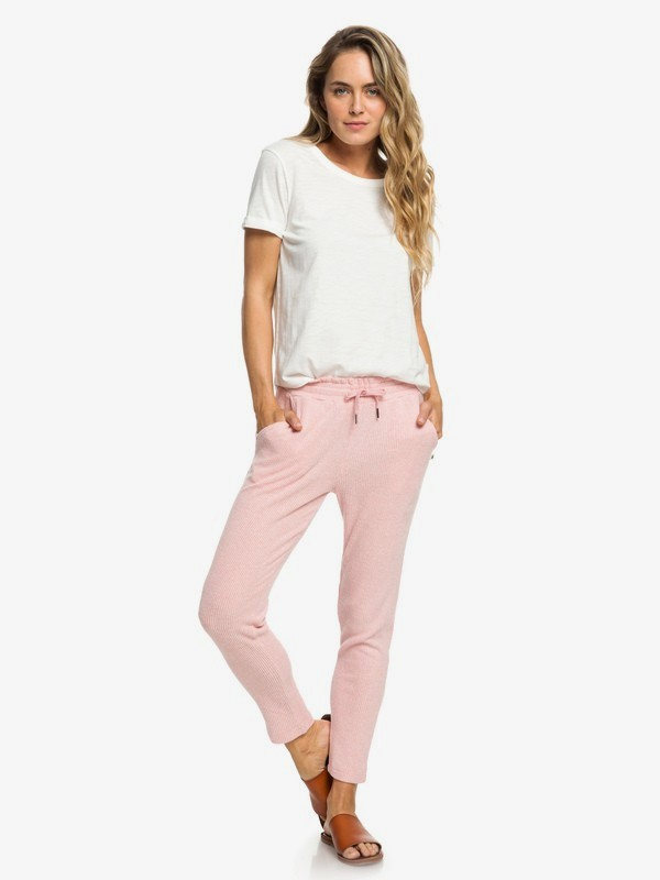 0 Beach Dance Super-Soft Joggers Pink ERJNP03229 Roxy