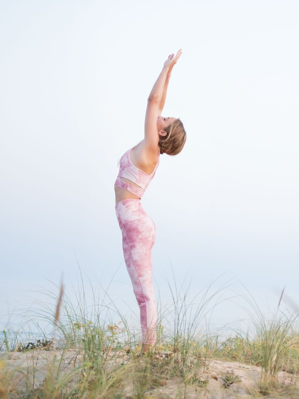 Wide Awake - 7/8 Workout Leggings for Women  ERJNP03322