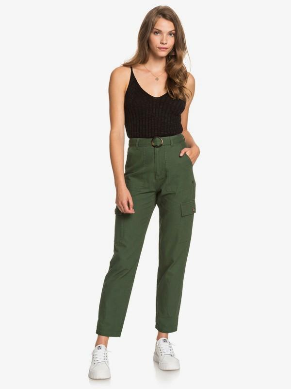 Sense Yourself - Cargo Trousers for Women  ERJNP03338