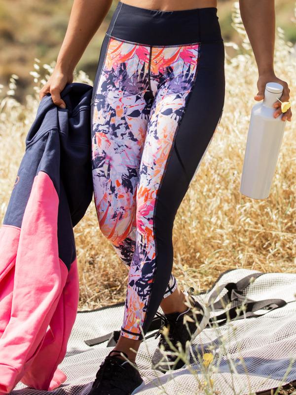 Runway Circle - Technical Leggings for Women  ERJNP03380
