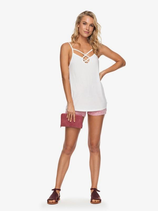 0 Cozy Chill Sweat Shorts Pink ERJNS03148 Roxy