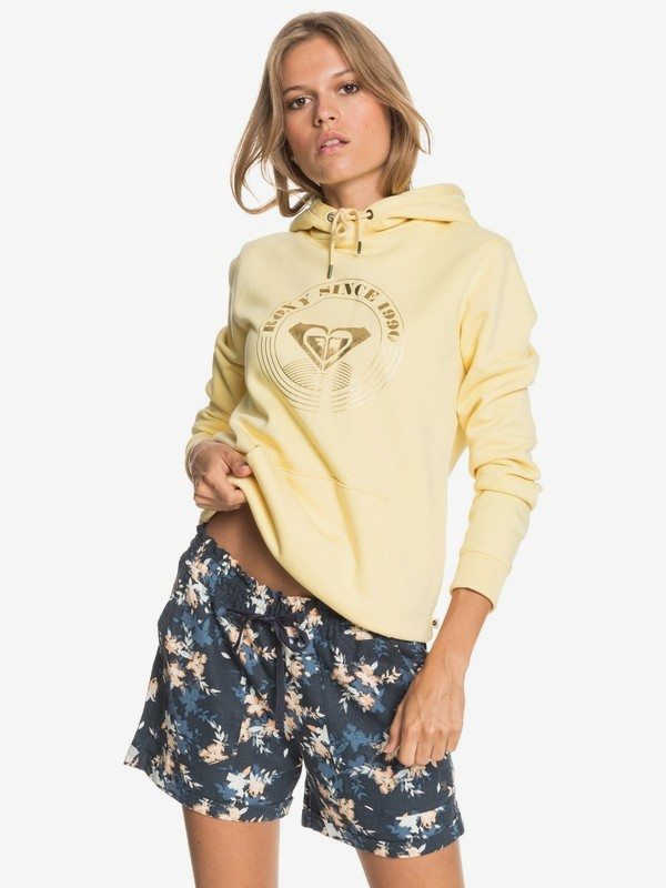Another Kiss - Linen Shorts for Women  ERJNS03336