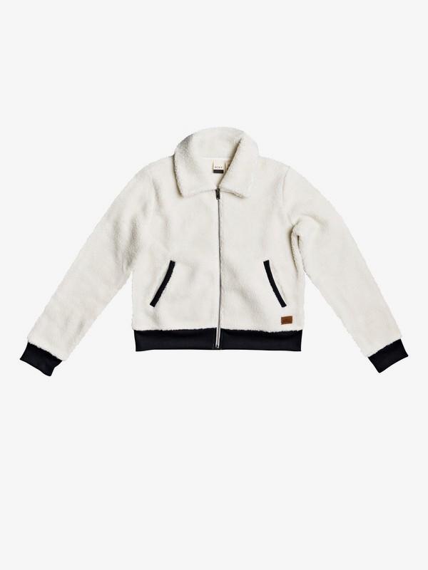 Almost Always - Zip-Up Sherpa Jacket for Women  ERJPF03054