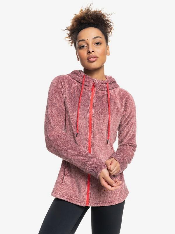 Samba Mambo - Zip-Up Fleece for Women  ERJPF03077