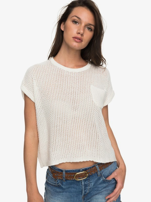 Breezy Days - Knitted Top for Women  ERJSW03250