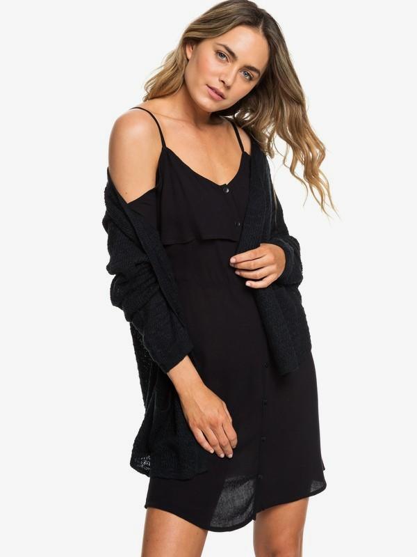 0 Liberty Discover - Gilet pour Femme Noir ERJSW03310 Roxy