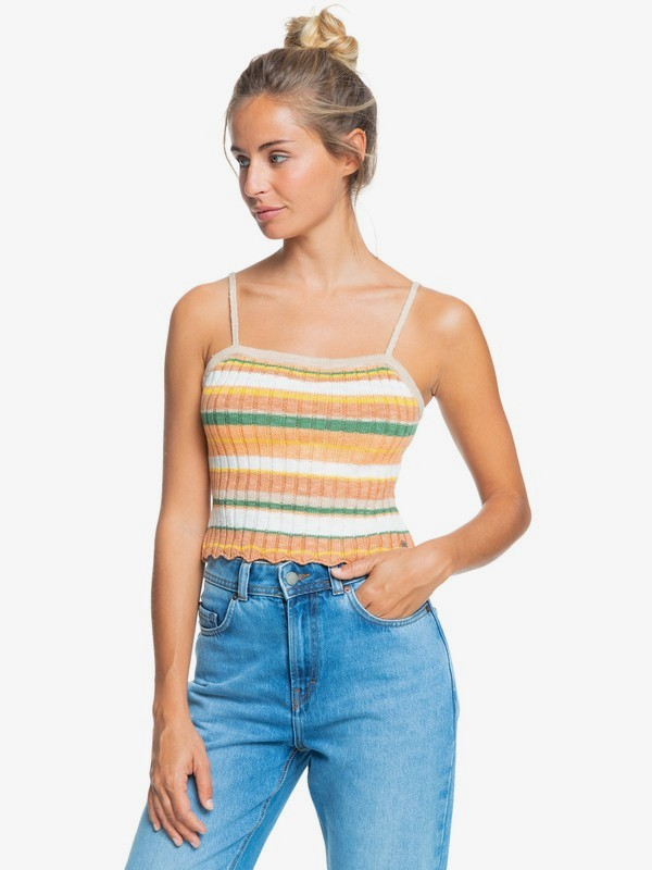 Dream Song - Knitted Tube Top for Women  ERJSW03460