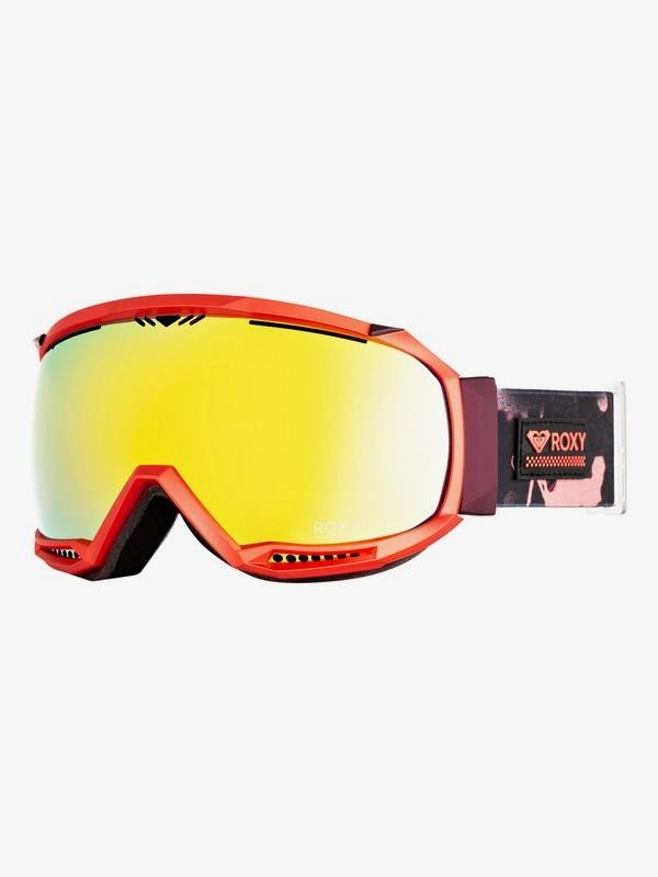0 Hubble - Máscara para Snowboard/Esquí para Mujer Negro ERJTG03084 Roxy