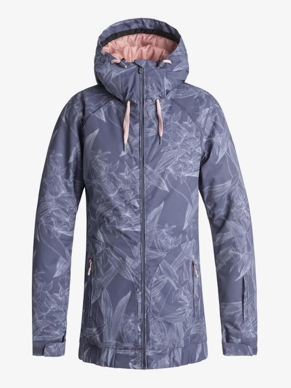 0 Valley - Veste de snow pour Femme Bleu ERJTJ03161 Roxy