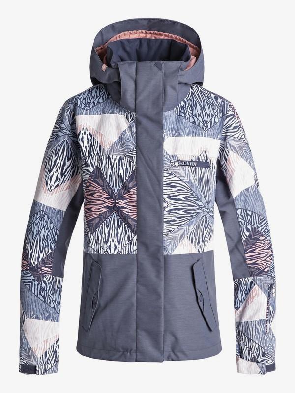 ROXY Jetty Block - Snow Jacket for Women  ERJTJ03176