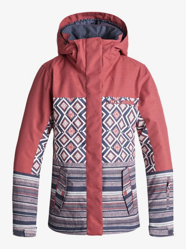 ROXY Jetty Block - Snow Jacket for Women ERJTJ03176