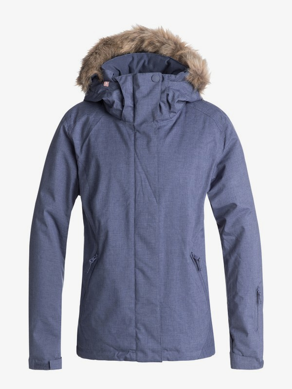 0 Jet Ski - Snow Jacket for Women Blue ERJTJ03181 Roxy