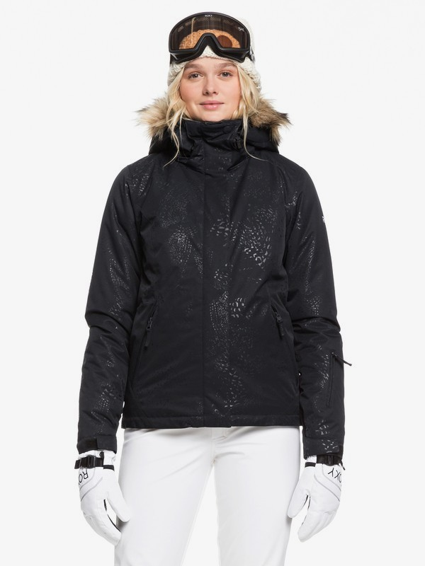 Jet Ski - Snow Jacket for Women ERJTJ03206
