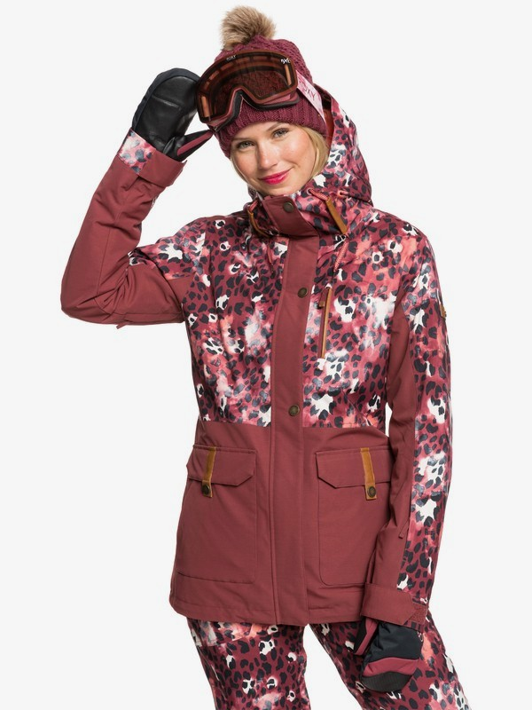 Andie - Snow Jacket for Women  ERJTJ03274