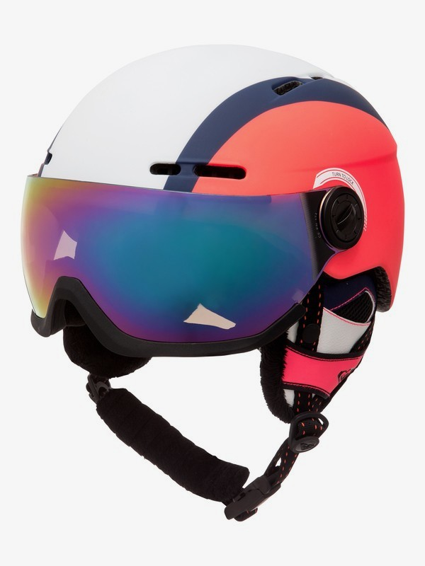 0 Foenix - Casque de snowboard/ski Orange ERJTL03015 Roxy