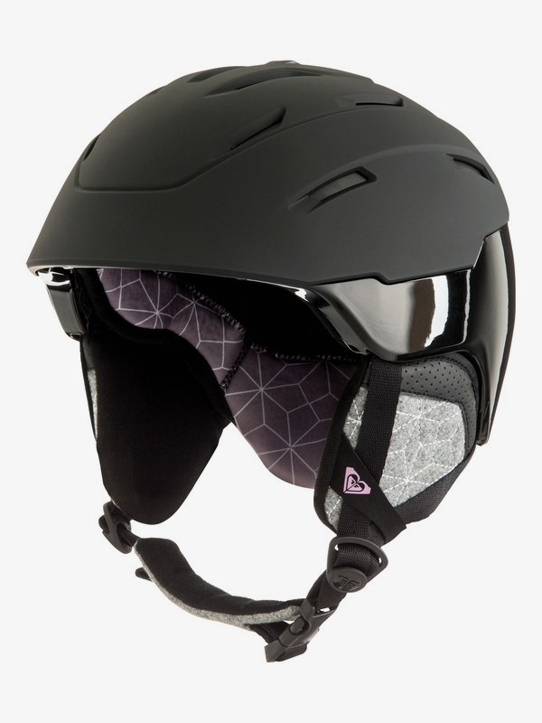 0 Ivory - Casque de snowboard/ski Noir ERJTL03026 Roxy