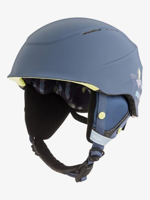 0 Millbury - Casque de snowboard/ski Bleu ERJTL03029 Roxy