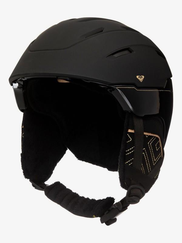 0 Ivory - Casco para Esquí/Snowboard para Mujer Negro ERJTL03038 Roxy