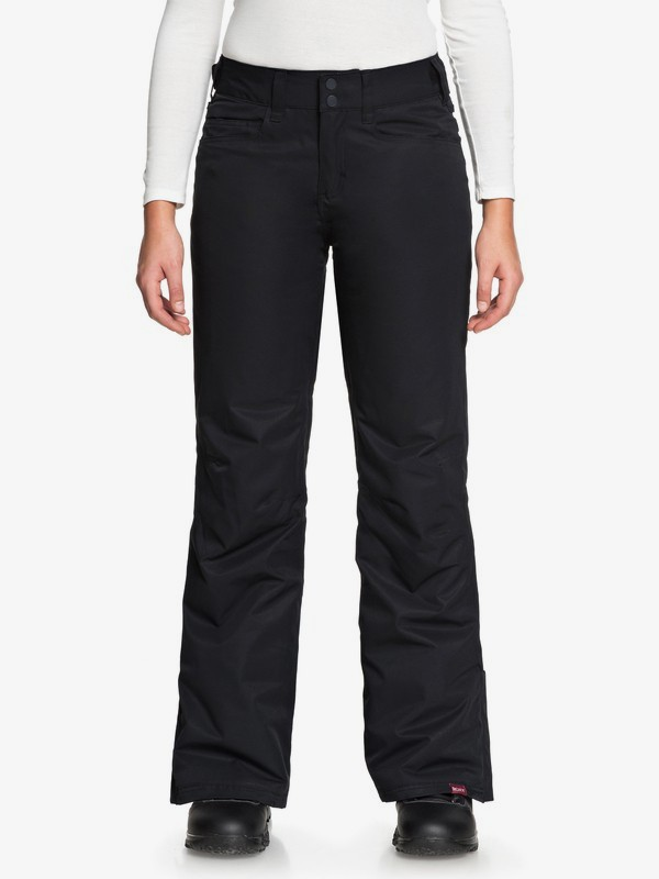 0 Backyard - Snow Pants for Women Black ERJTP03056 Roxy