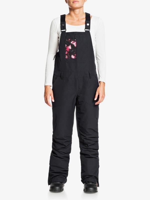 Rideout - Snow Bib Pants for Women  ERJTP03116