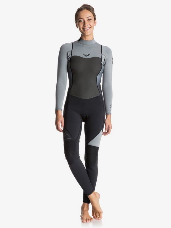 0 Syncro 3/2mm - Back Zip Full Wetsuit  ERJW103014 Roxy