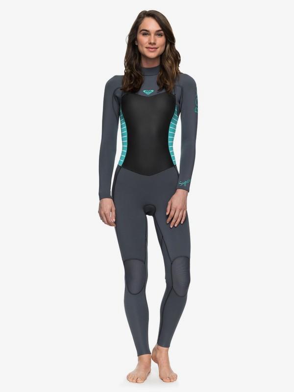 4/3mm Syncro Series - Back Zip GBS Wetsuit for Women ERJW103027