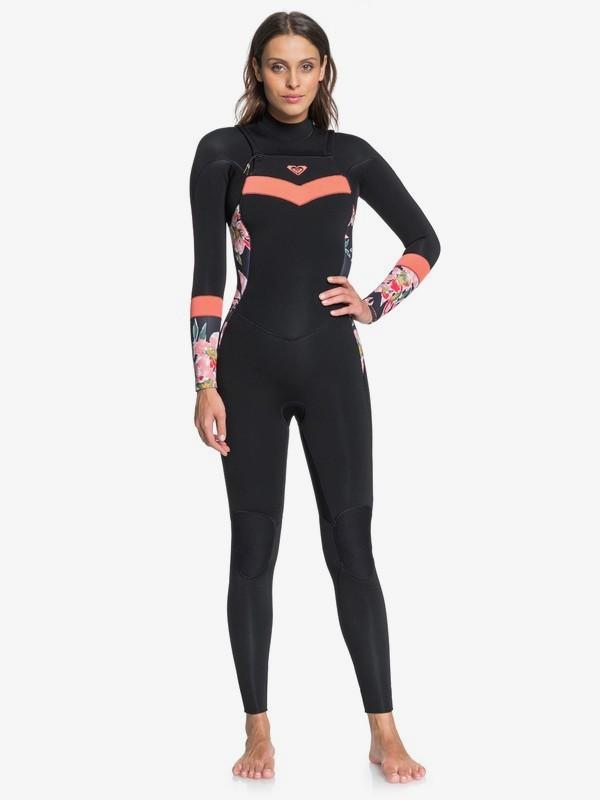 3/2mm Syncro - Back Zip Wetsuit for Women  ERJW103053