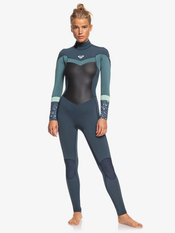 4/3mm Syncro GBS - Back Zip Wetsuit for Women  ERJW103054