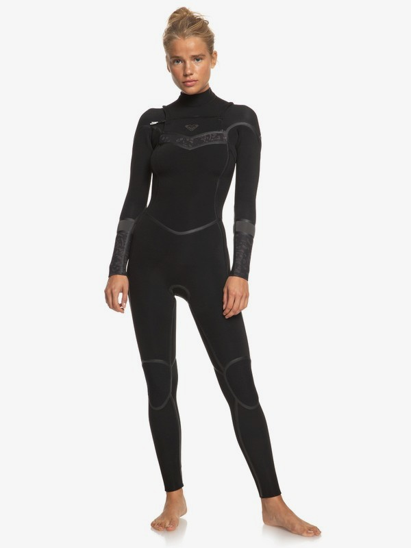 4/3mm Syncro Plus - Chest Zip Wetsuit for Women  ERJW103059