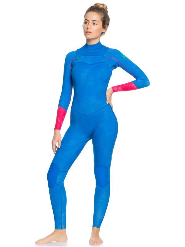 4/3mm POP Surf - Chest Zip Wetsuit for Women  ERJW103063