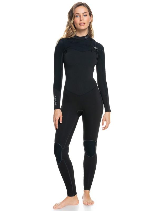 3/2mm Performance - Chest Zip Wetsuit for Women  ERJW103078