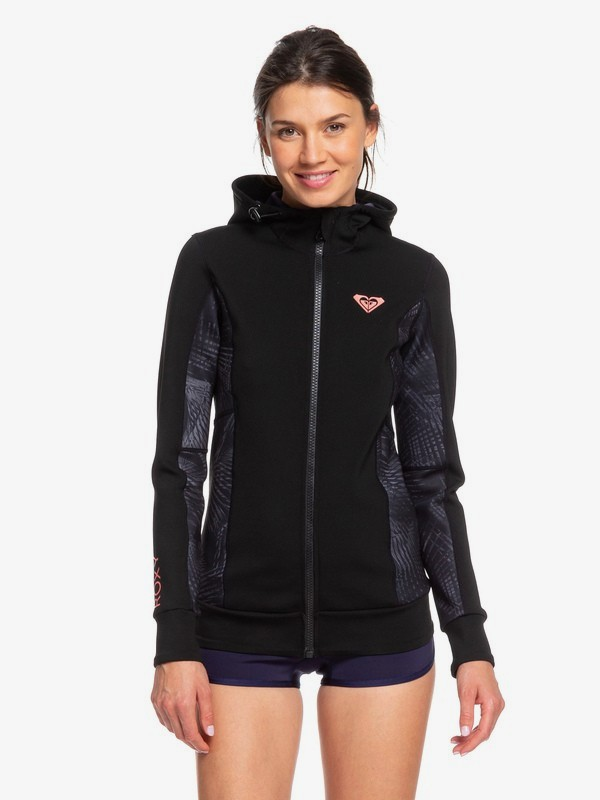 1mm Syncro - Hooded Front Zip Wetsuit Jacket for Women  ERJW803013