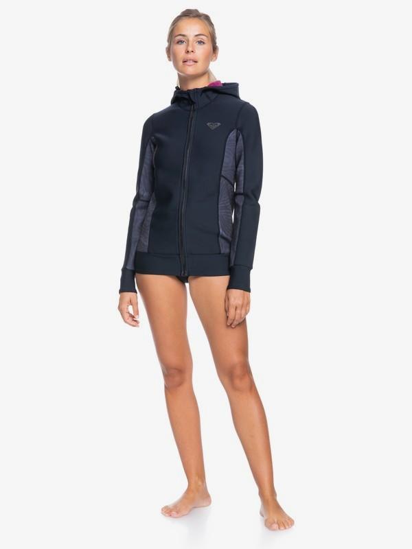 1mm Syncro - Hooded Wetsuit Jacket for Women  ERJW803022