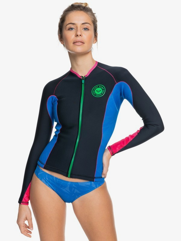1mm POP Surf - Wetsuit Jacket for Women  ERJW803023
