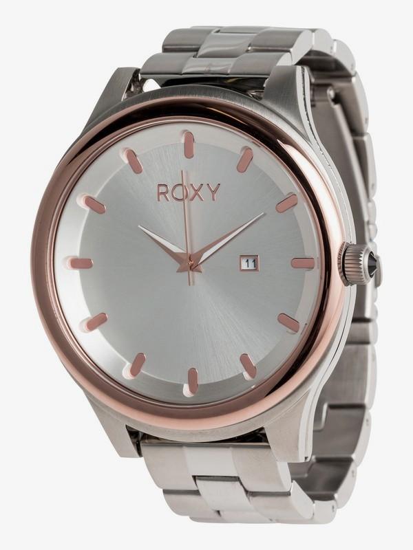 0 Mistress - Analogue Watch for Women Grey ERJWA03016 Roxy