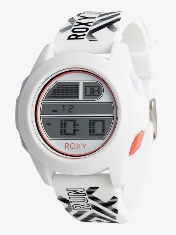0 Inspire - Digitaluhr für Frauen Weiss ERJWD03164 Roxy
