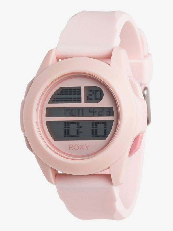 0 Inspire - Digital Watch for Women Pink ERJWD03164 Roxy