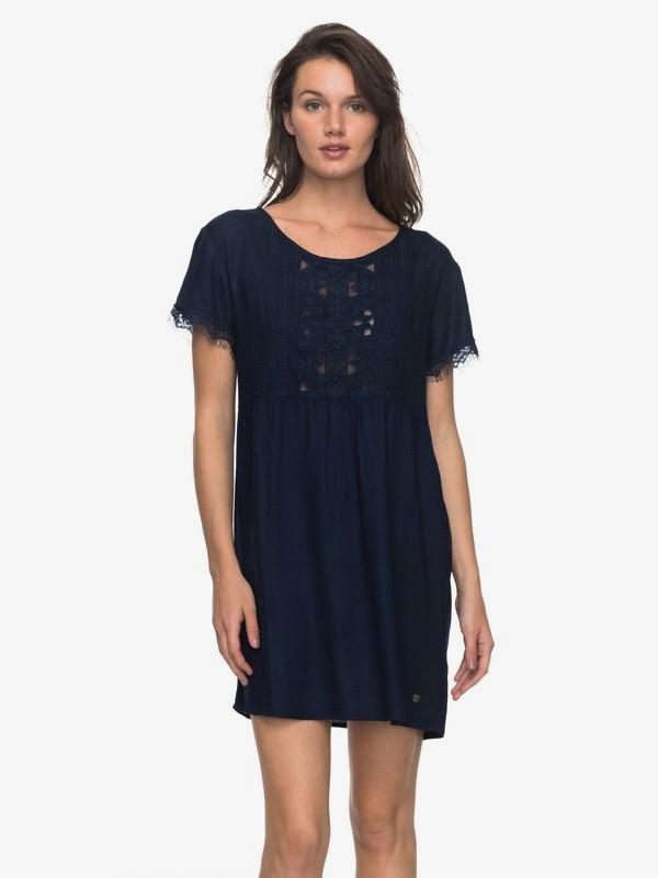 Dark To Light - Short Sleeve Dress for Women  ERJWD03204