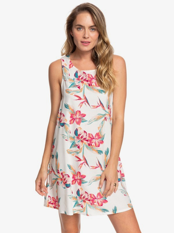 Tranquility Vibes - Sleeveless Dress  ERJWD03410