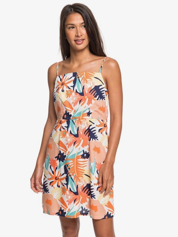 Sunny Weather - Strappy Dress for Women  ERJWD03418