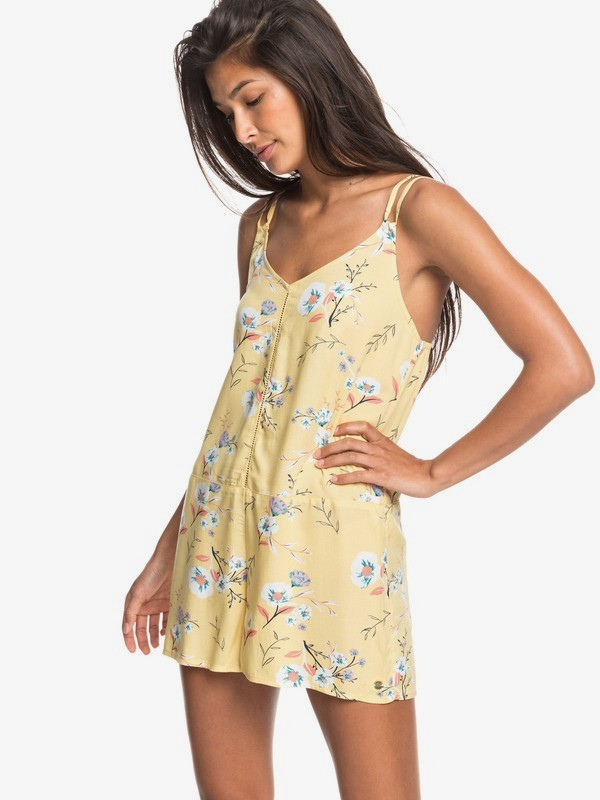Blissing Me - Strappy Playsuit ERJWD03431