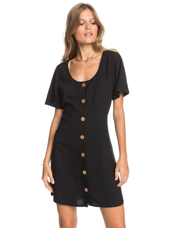 All Eyes On Love - Short Sleeve Dress for Women  ERJWD03534