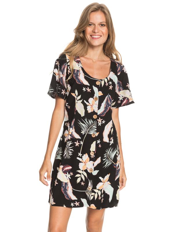 All Eyes On Love - Short Sleeve Dress for Women  ERJWD03556