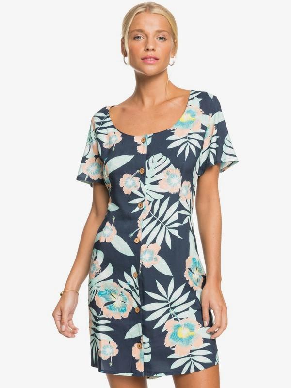 All Eyes On Love - Short Sleeve Dress for Women  ERJWD03576